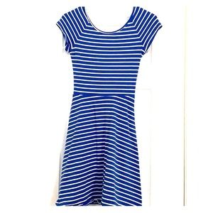 Dresses & Skirts - Blue and White Summer Dress